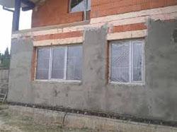 Штукатурки для фасадов